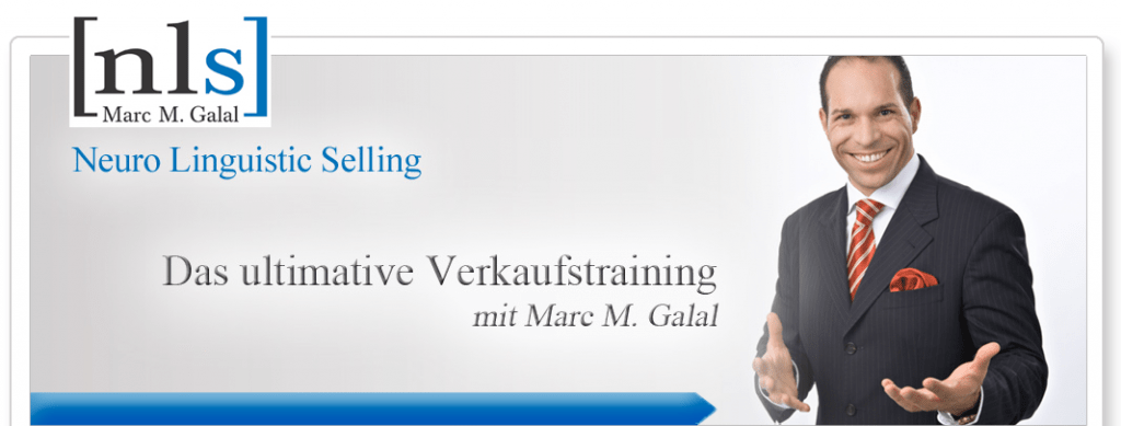 Marc M. Galal - Frei von Verkaufsblockaden