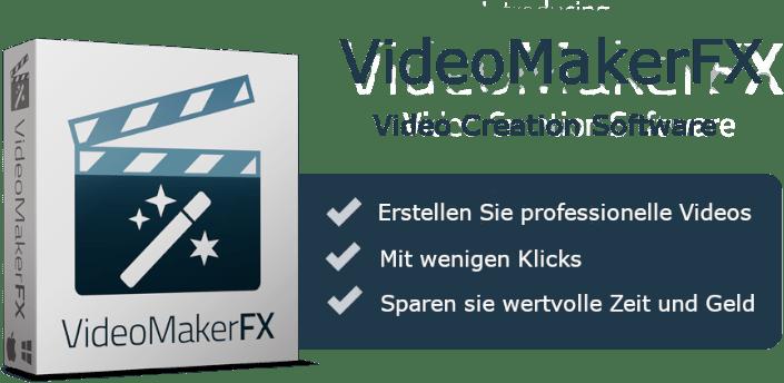 Animationssoftware Videomaker FX