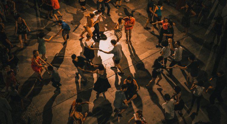Anleitung zum attraktiven Disco-Tänzer