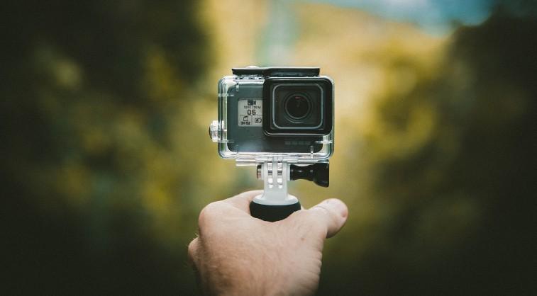 Auffallen mit Video