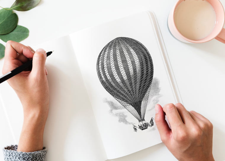 Easy Scetch Pro3 - Doodle Sketch Software